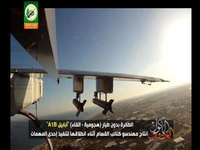 طائرة أبابيل التابعة لكتائب القسّام