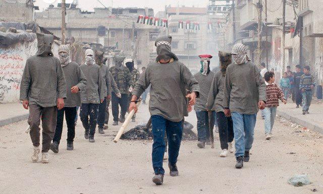 غزّة - 29 مارس 1994 / لجان شعبيّة.