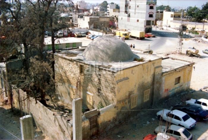 مكان ميلاد الامام الشافعي ومقر الاوقاف في عهد الاحتلال