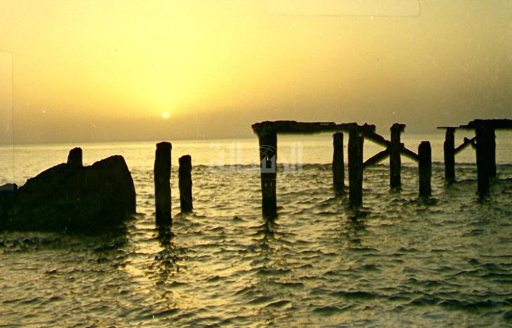 ميناء غزة القديم
