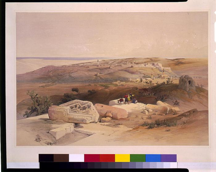 Gaza, March 21st 1839