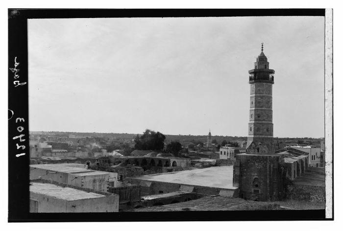 مسجد غزّة - المسجد العمري الكبير