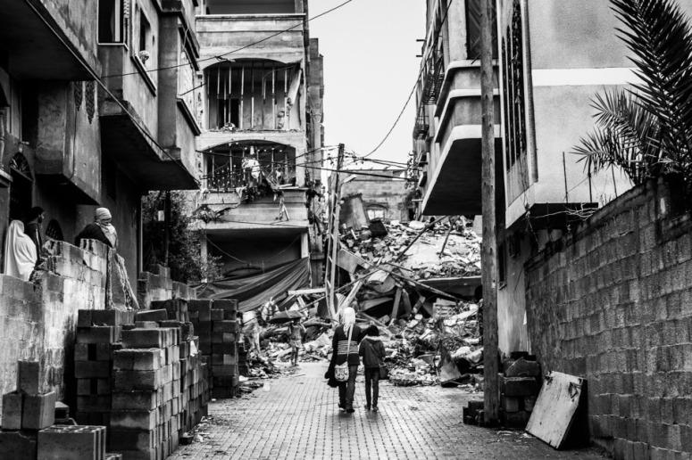 غزة بعد الحرب الأولى