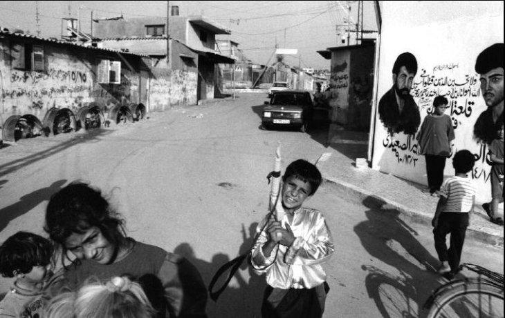 مخيّم الشاطئ 1994