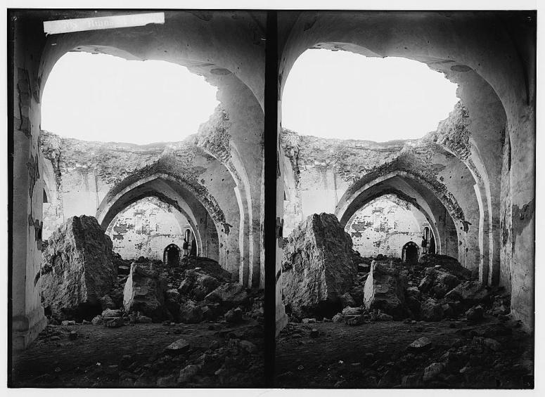 آثار من غزّة القديمة